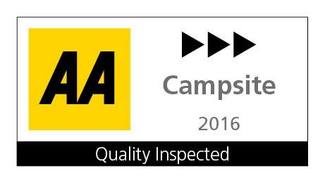 AA quality Inspected Campsite