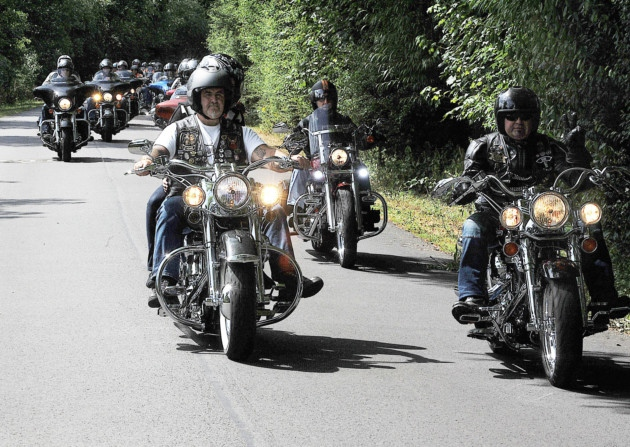 Fenlanders Chapter Harley Owners Group 27th East of England Rally at Fakenham Racecourse