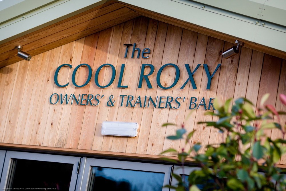 The Cool Roxy Bar Hire at Fakenham Racecourse