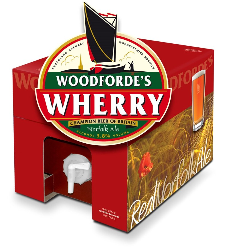 WIN some Wherry and a Tour at Woodforde's Brewery