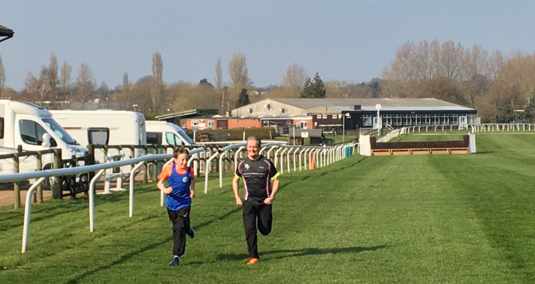 James's Racecourse Run for Injured Jockeys Fund