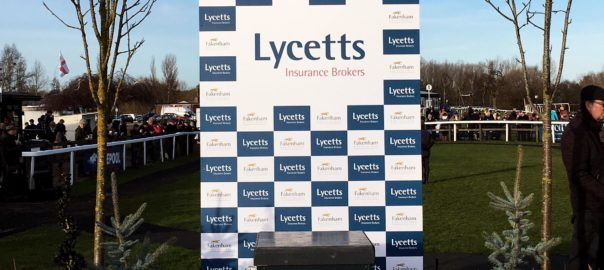 Lycetts Raceday 16th February 2018
