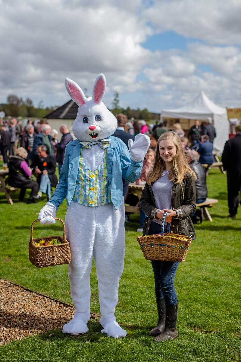 Easter Monday Raceday