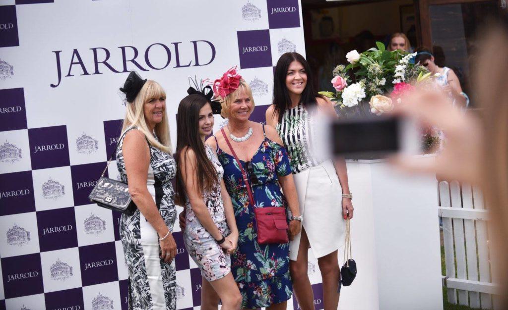 Annual Jarrold Ladies Day at Fakenham Races