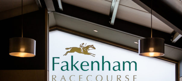 Fakenham Racecourse Horse racing in Norfolk.