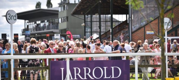 Jarrold Ladies Day at Fakenham Racecourse