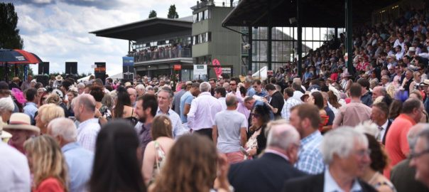 British horseracing attendances stood up well to the country's worst weather in years from January to June, with the average attendance per fixture more than 3% up on 2017, despite the abandonment of 69 race meetings.