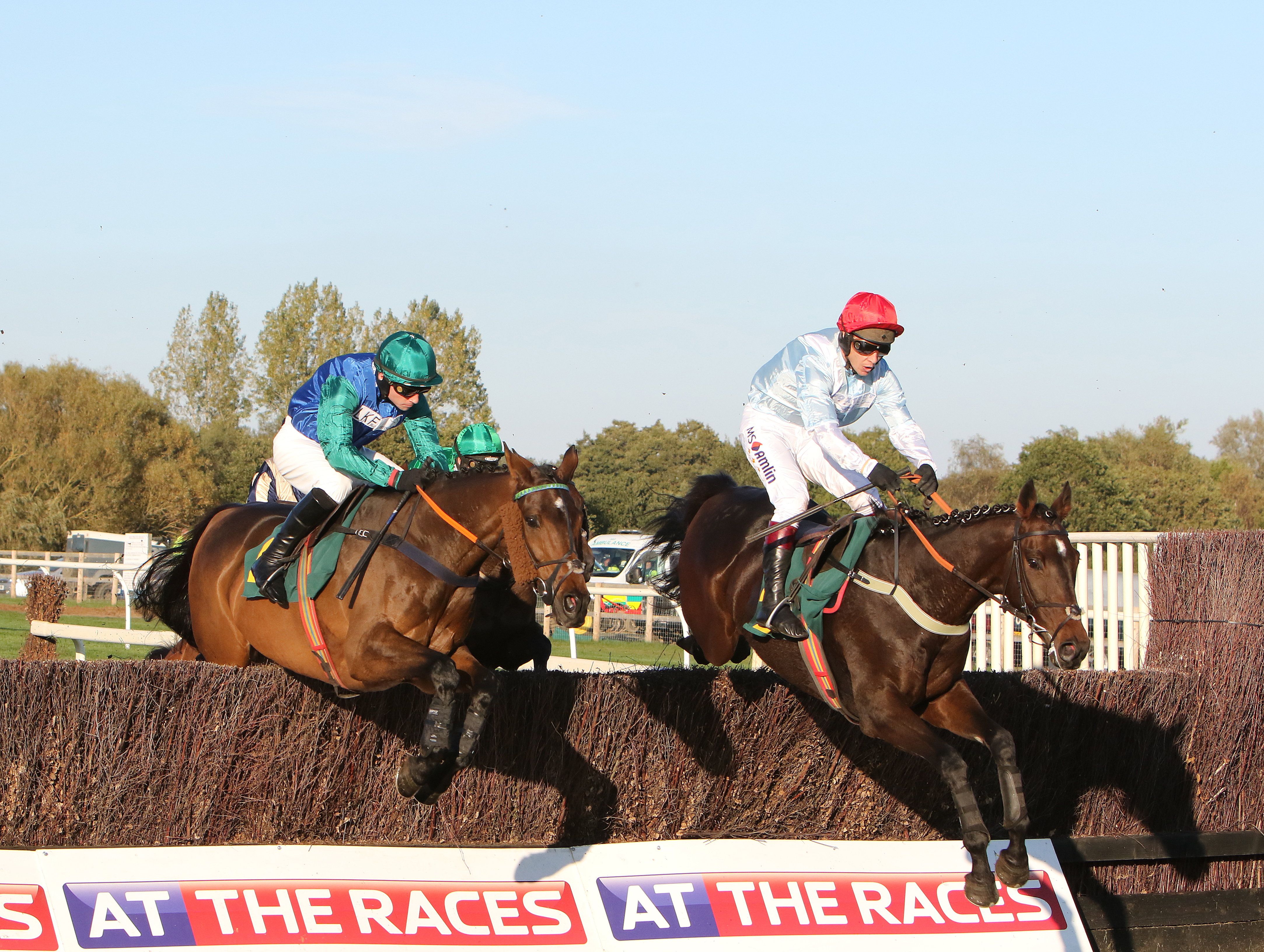 At The Races | POST RACING REPORT