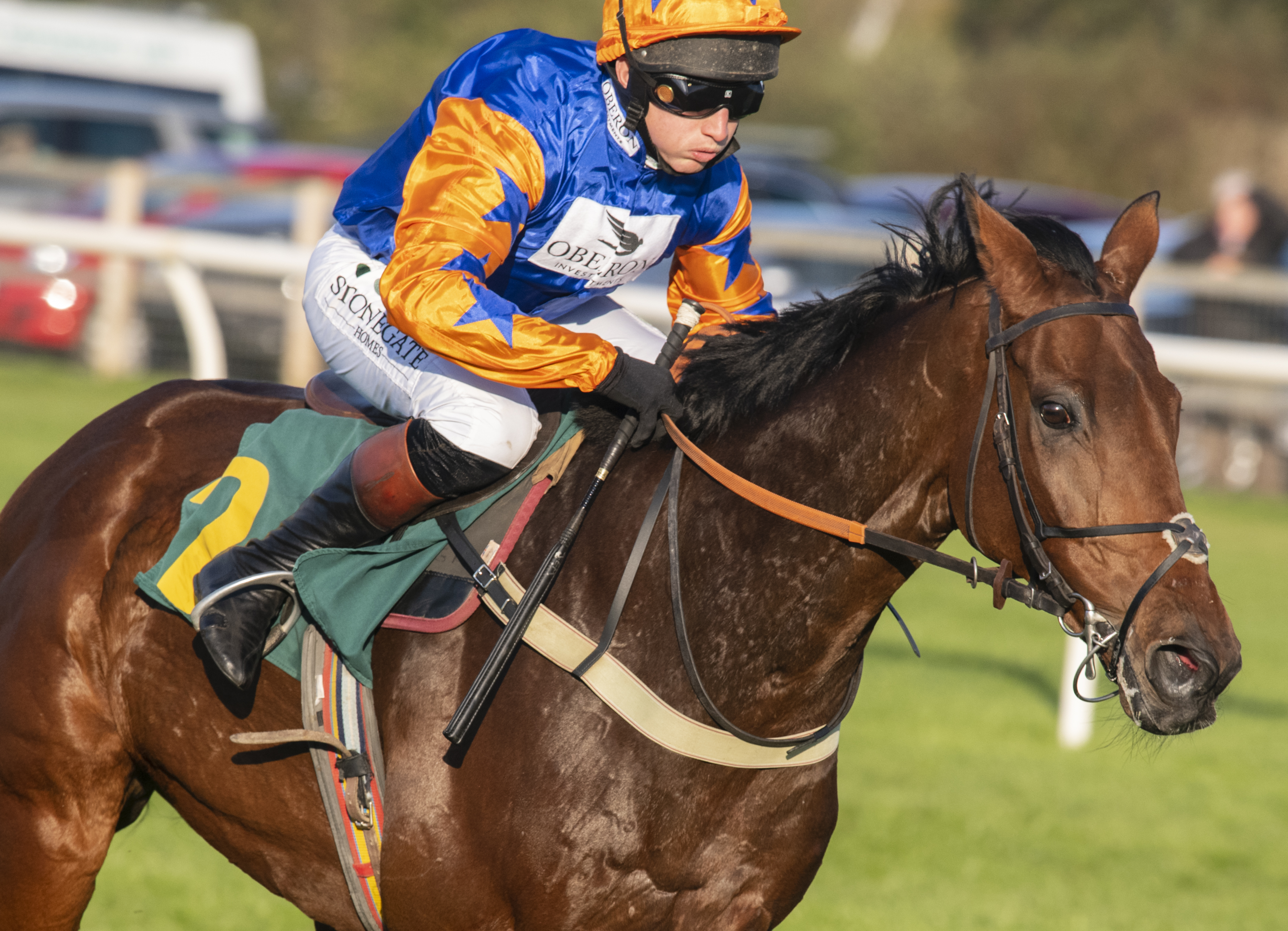 MURPHY HOPES  JULIET CAN DEFY TOP WEIGHT TO GIVE HIM MORE SUCCESS AT FAKENHAM