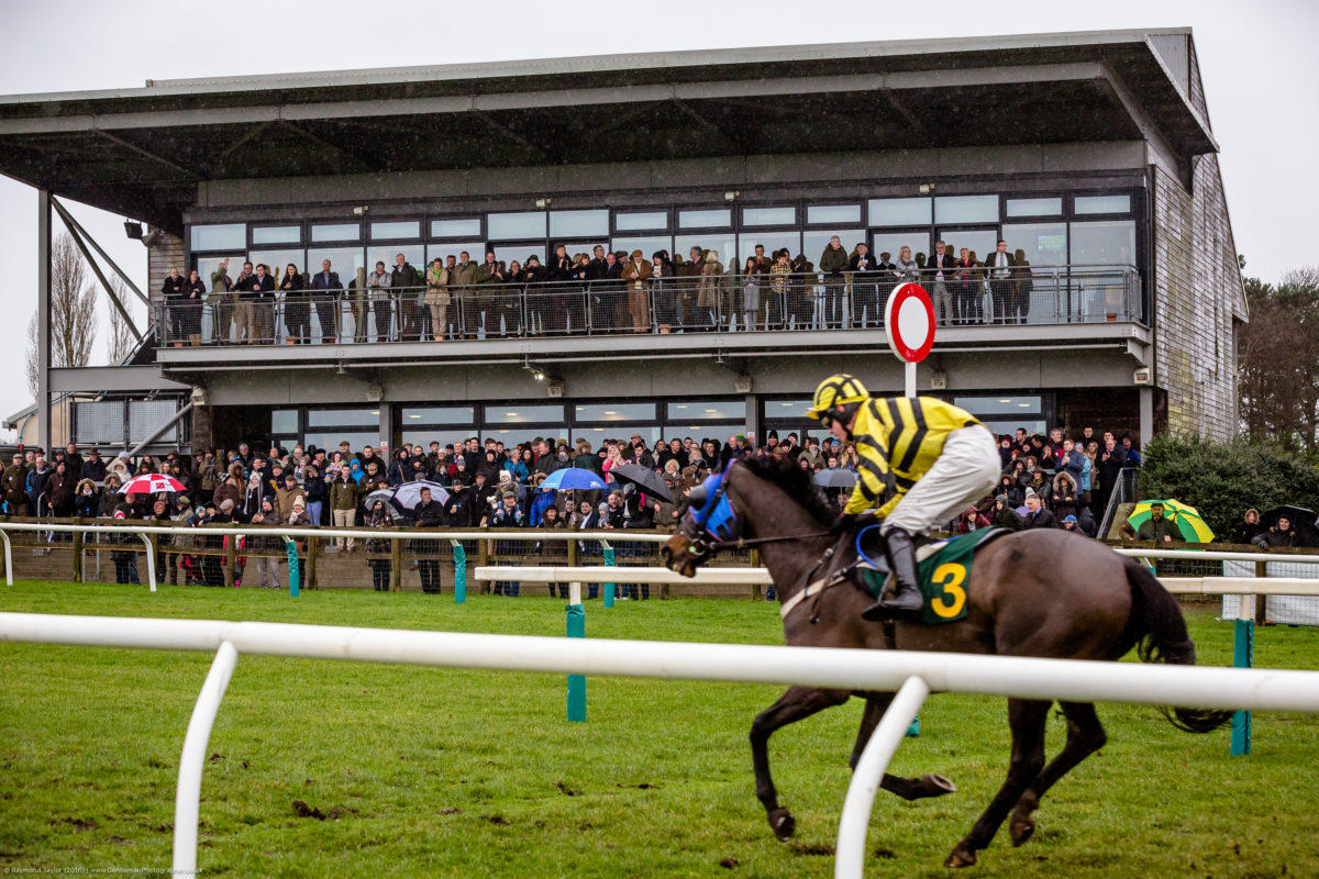 Webber hoping to plunder Fakenham's New Year's Day spoils