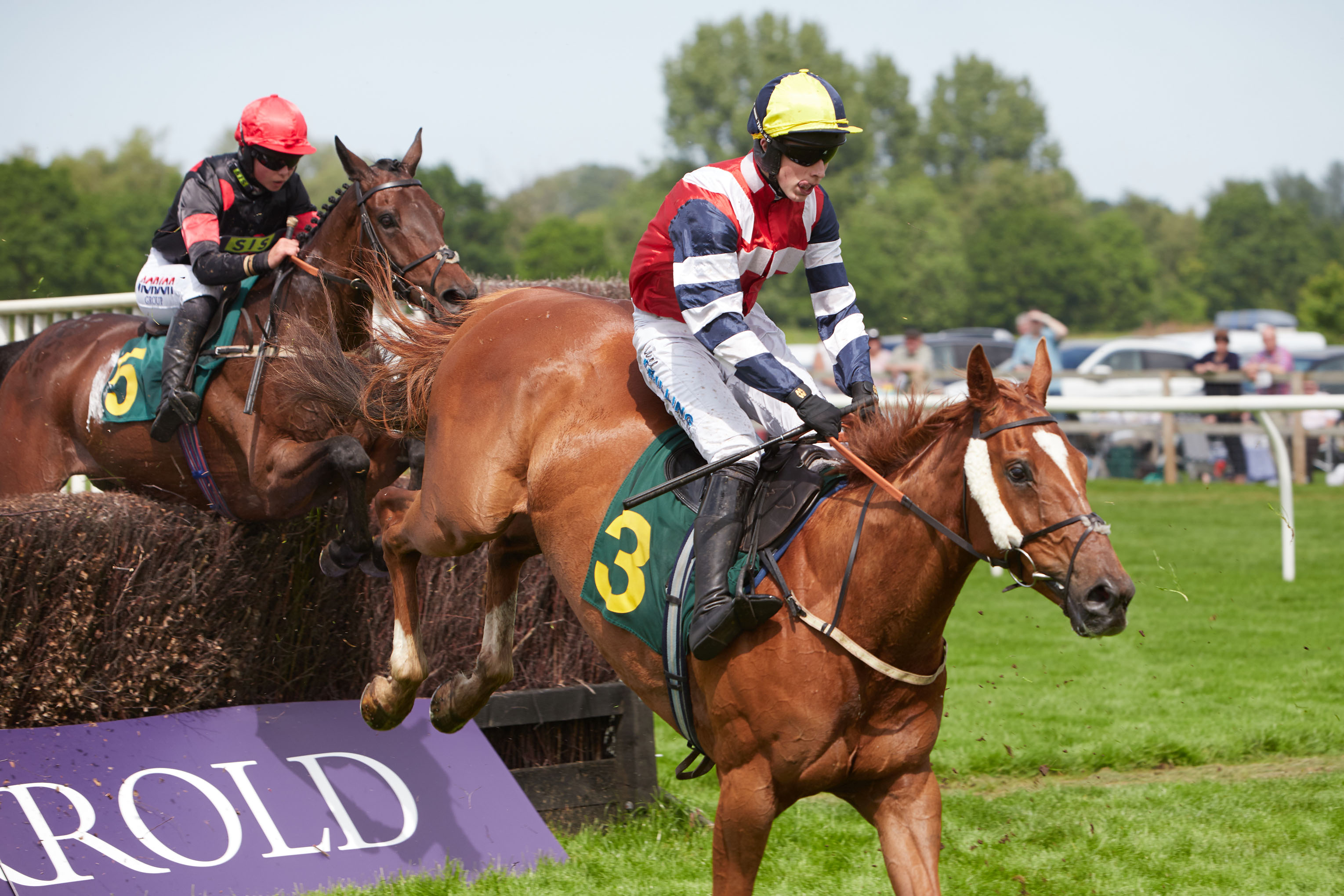 Bryony aims for a double as Fakenham ends the season with a Ladies Day special