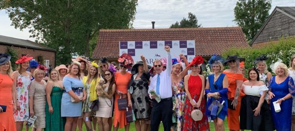 Jarrold Ladies Day best dressed competitions 2019