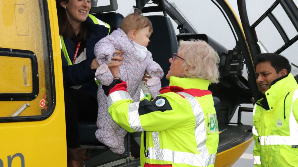 East Anglia Air Ambulance Mission Success Story