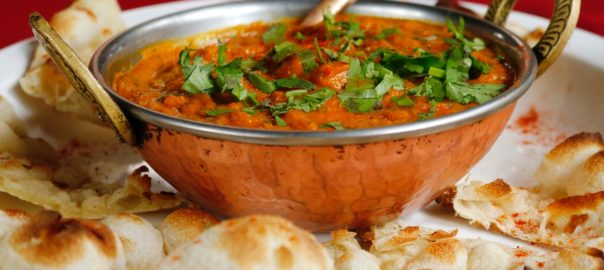 Fakenham Racecourse Indian Food
