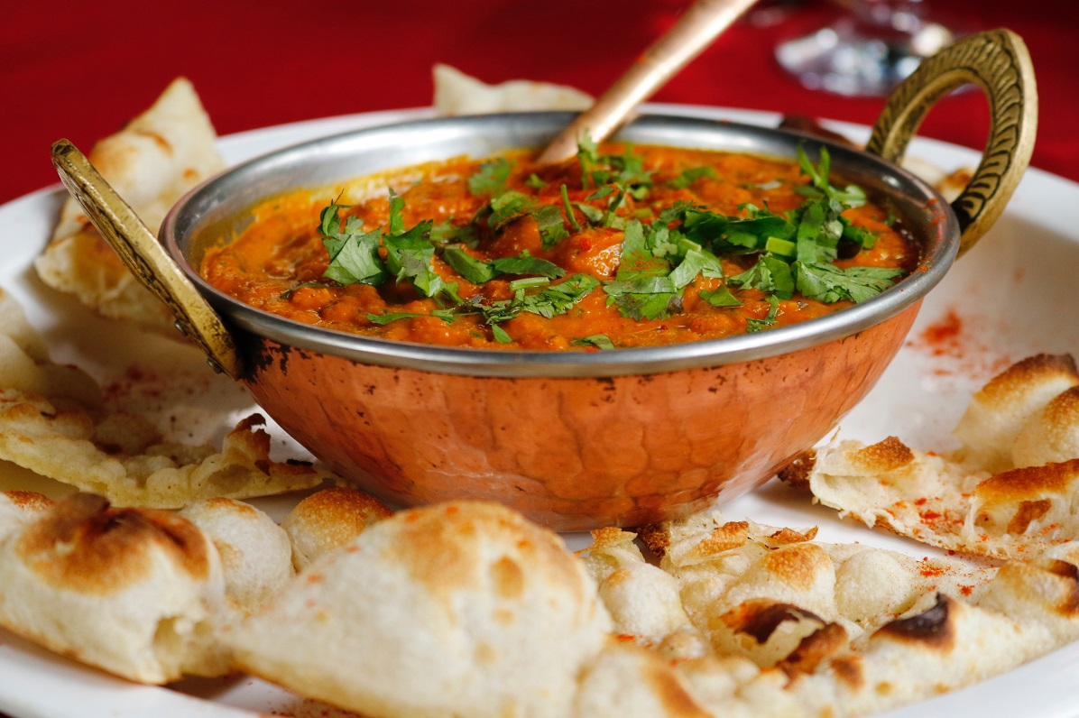 Eat Out to Help Out - Punjabi Cuisine at Fakenham Racecourse